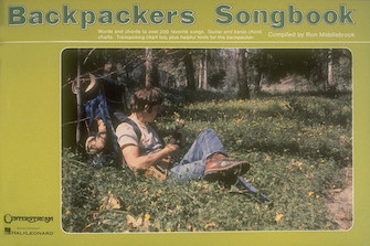 Product Cover for Backpackers Songbook