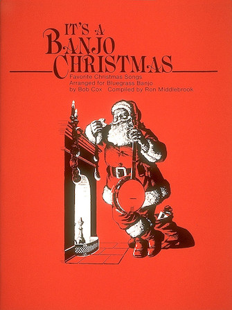 Product Cover for It's a Banjo Christmas