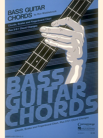 Product Cover for Bass Guitar Chords