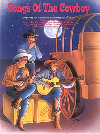 Product Cover for Songs of the Cowboy