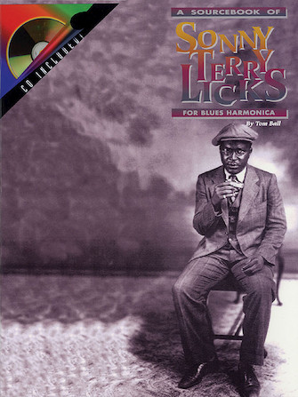 Product Cover for The Sourcebook of Sonny Terry Licks for Harmonica