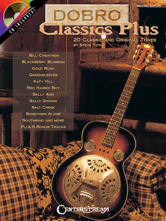 Product Cover for Dobro Classics Plus – 2nd Edition