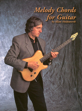 Product Cover for Melody Chords for Guitar by Allan Holdsworth
