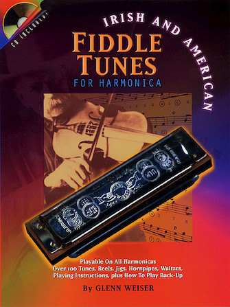 Product Cover for Irish and American Fiddle Tunes for Harmonica