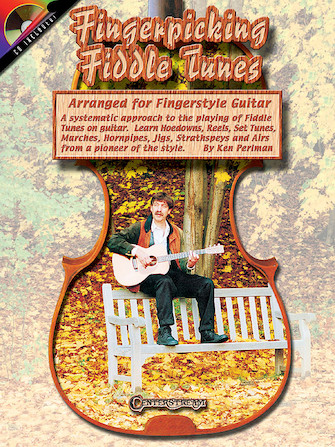 Product Cover for Fingerpicking Fiddle Tunes