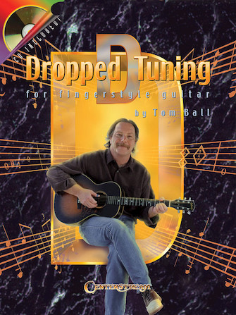 Product Cover for Dropped D Tuning for Fingerstyle Guitar