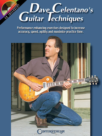 Product Cover for Dave Celentano's Guitar Techniques