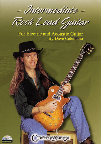 Intermediate Rock Lead Guitar