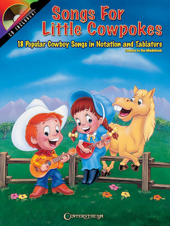 Product Cover for Songs for Little Cowpokes