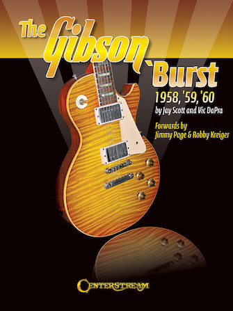 Product Cover for The Gibson 'Burst