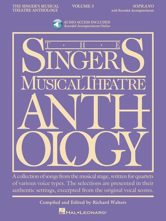 Product Cover for The Singer's Musical Theatre Anthology – Volume 3