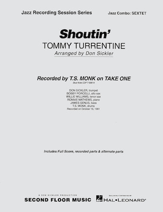 Product Cover for Shoutin'