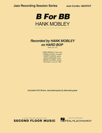 Product Cover for B for BB