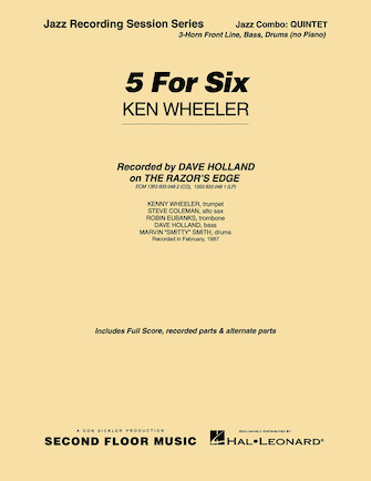 Product Cover for 5 for Six