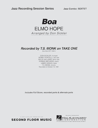Product Cover for Boa