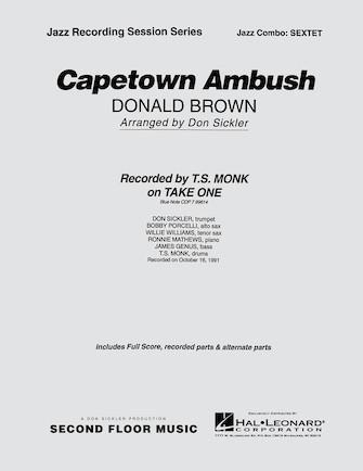 Product Cover for Capetown Ambush