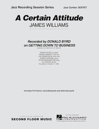 A Certain Attitude