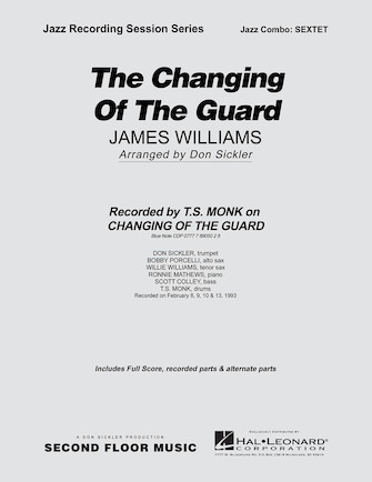 Product Cover for The Changing of the Guard