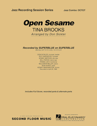 Product Cover for Open Sesame
