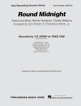 Product Cover for Round Midnight
