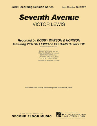 Product Cover for Seventh Avenue
