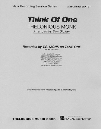 Product Cover for Think of One