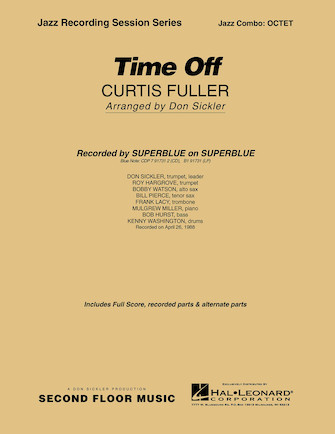 Product Cover for Time Off