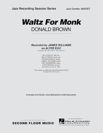 Waltz for Monk