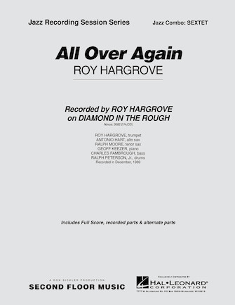 Product Cover for All Over Again