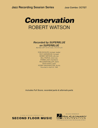 Product Cover for Conservation