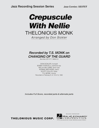 Product Cover for Crepuscule with Nellie