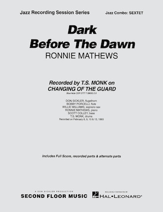 Product Cover for Dark Before the Dawn