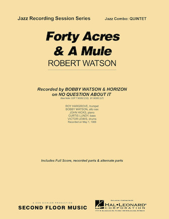 Product Cover for Forty Acres and a Mule