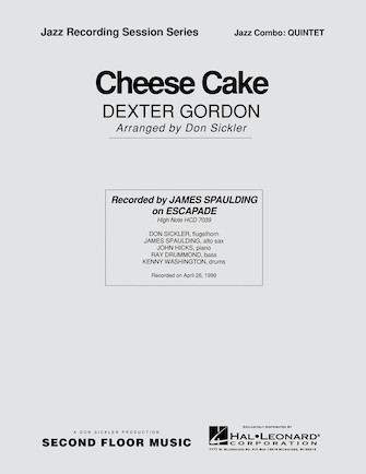 Product Cover for Cheesecake