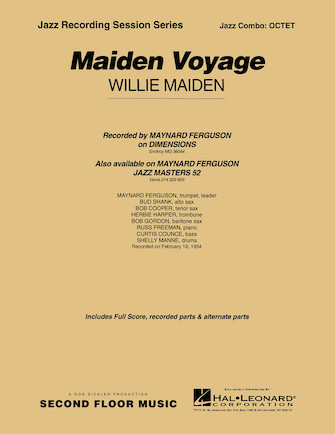 Product Cover for Maiden Voyage