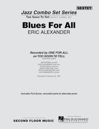 Blues For All