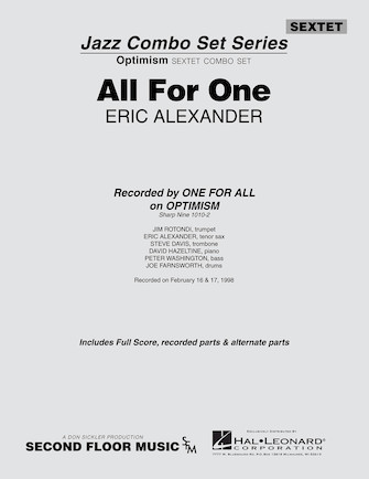 Product Cover for All for One