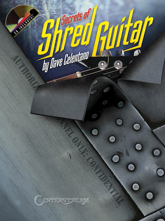 Product Cover for Secrets of Shred Guitar