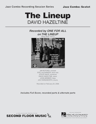 Product Cover for The Lineup