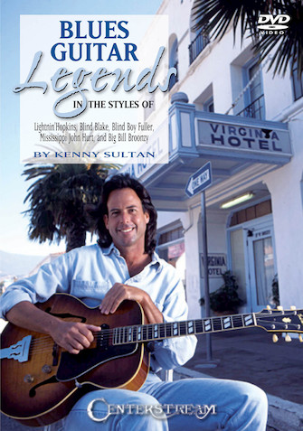 Product Cover for Blues Guitar Legends