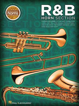 Product Cover for R&B Horn Section