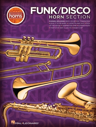 Product Cover for Funk/Disco Horn Section