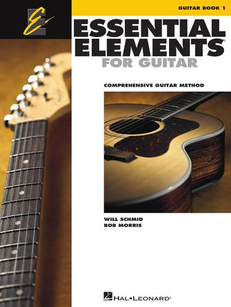 Product Cover for Essential Elements for Guitar – Book 1
