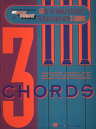 Product Cover for 60 of the World's Easiest to Play Songs with 3 Chords
