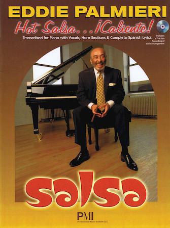 Product Cover for Eddie Palmieri – Hot Salsa ... Caliente!