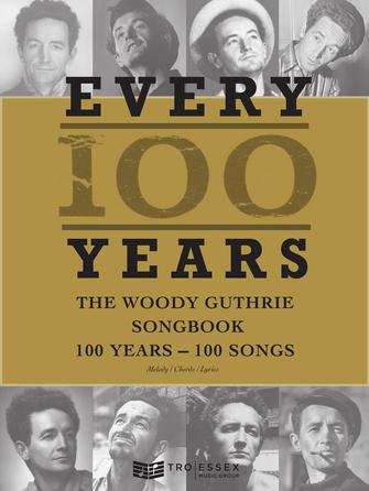 Product Cover for Every 100 Years – The Woody Guthrie Centennial Songbook