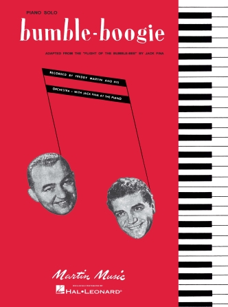 "Product Cover for Bumble Boogie – Adapted from the ""Flight of the Bumble-bee"""