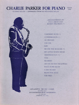 Product Cover for Charlie Parker for Piano – Book 1