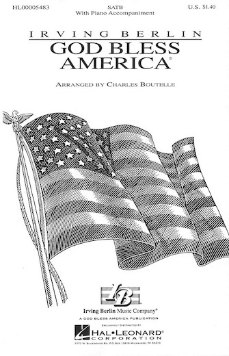 Product Cover for God Bless America®