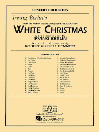 Product Cover for White Christmas